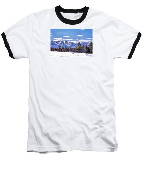 Jay Peak Baseball T-Shirt by John Selmer Sr