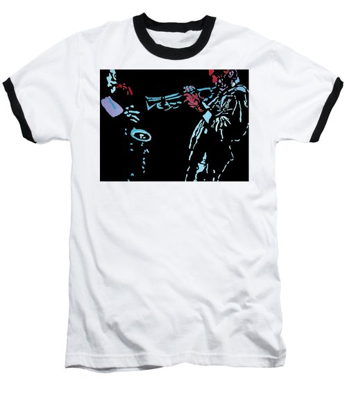Jazz Duo Baseball T-Shirt