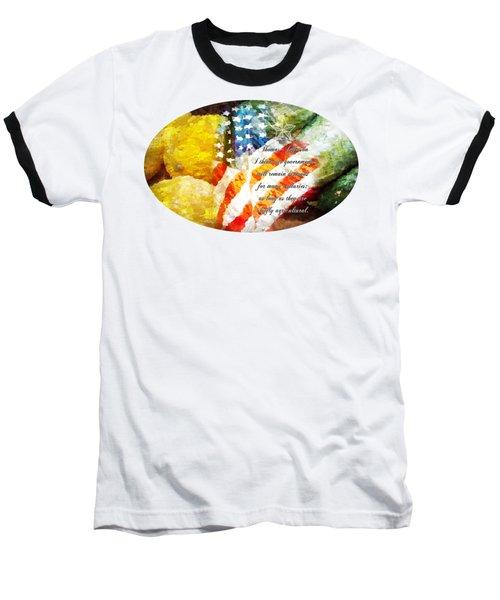 Jefferson's Farm Baseball T-Shirt
