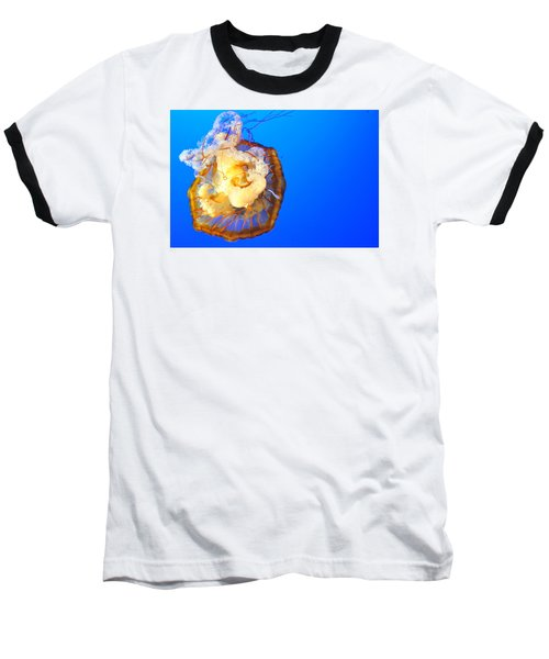 Jelly Fish Baseball T-Shirt