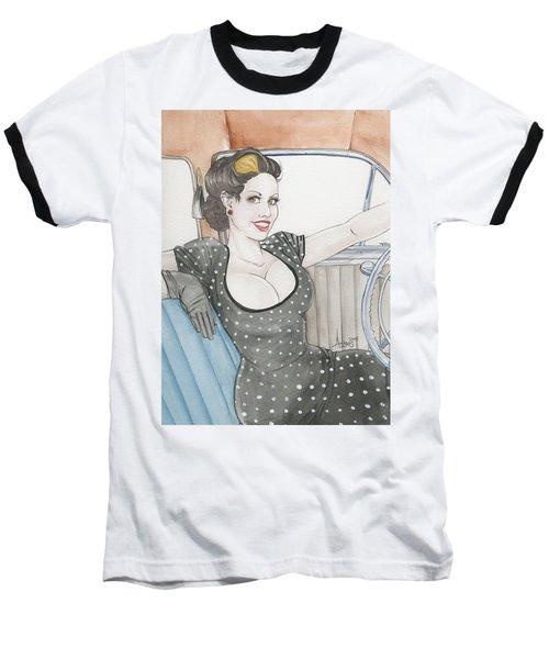 Jennifer Curlee Baseball T-Shirt