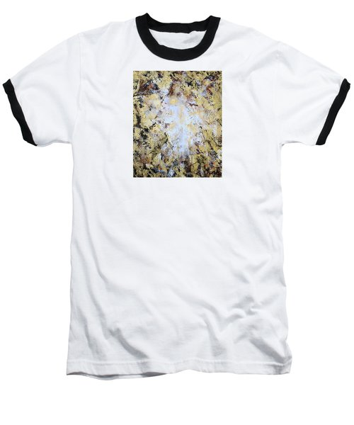 Jesus In Disguise Baseball T-Shirt