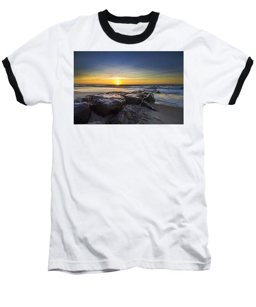 Jetty Four Sunrise Baseball T-Shirt