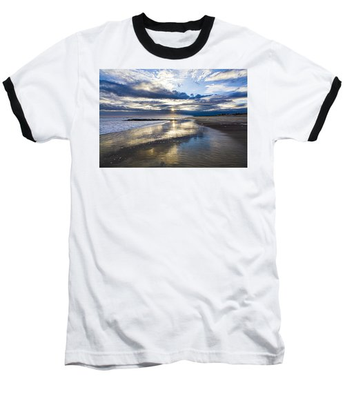 Jetty Four Sunset Baseball T-Shirt