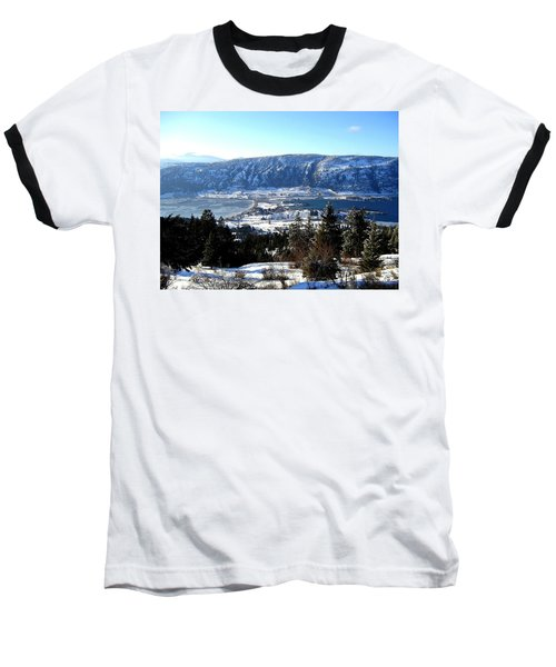 Jewel Of The Okanagan Baseball T-Shirt