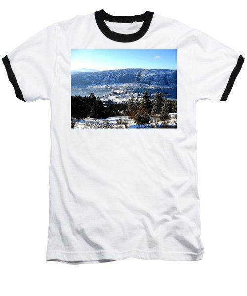 Jewel Of The Okanagan Baseball T-Shirt