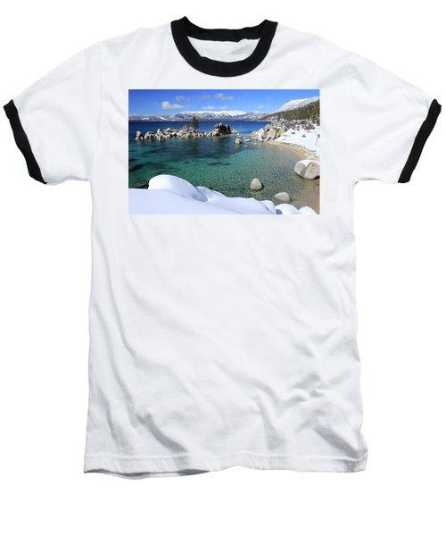 Jewels Of Winter Baseball T-Shirt