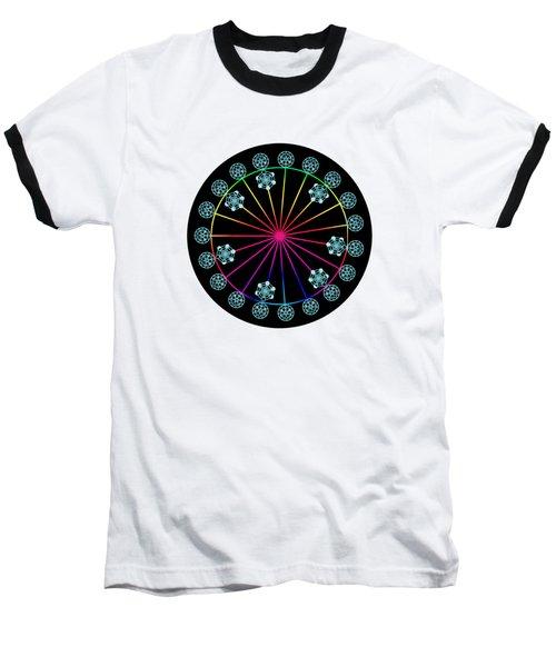 Jewish Calendar Baseball T-Shirt
