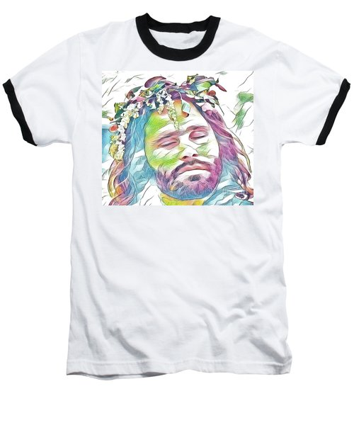 Jim Morrison Baseball T-Shirt