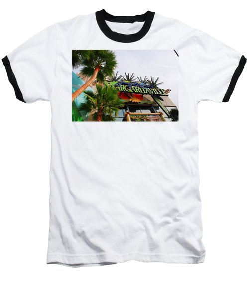 Jimmy Buffets Margaritaville In Las Vegas Baseball T-Shirt