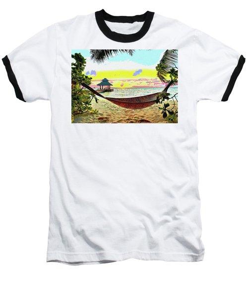 Jimmy Buffett's Margaritaville Baseball T-Shirt