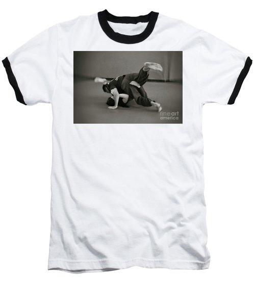 Jiu Jitsu Baseball T-Shirt