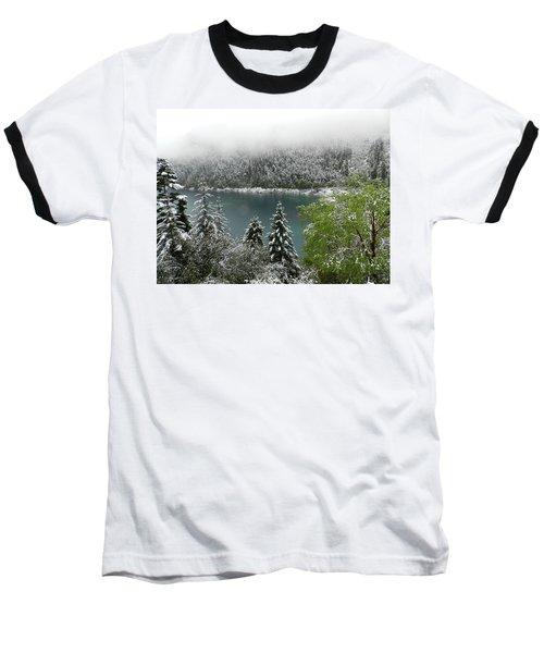 Jiuzhaigou National Park, China Baseball T-Shirt