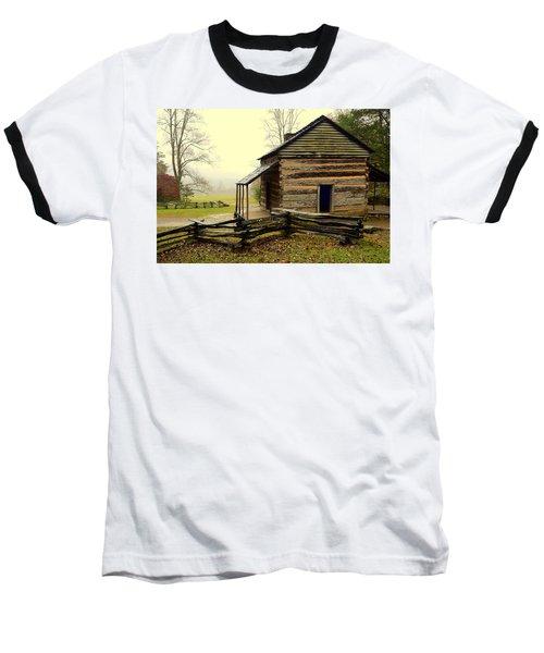 John Olivers Cabin Baseball T-Shirt