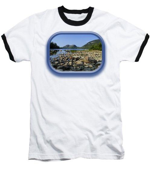 Jordan Pond No.1 Baseball T-Shirt