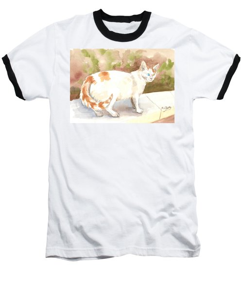 Jourieh Or Bowie  Baseball T-Shirt