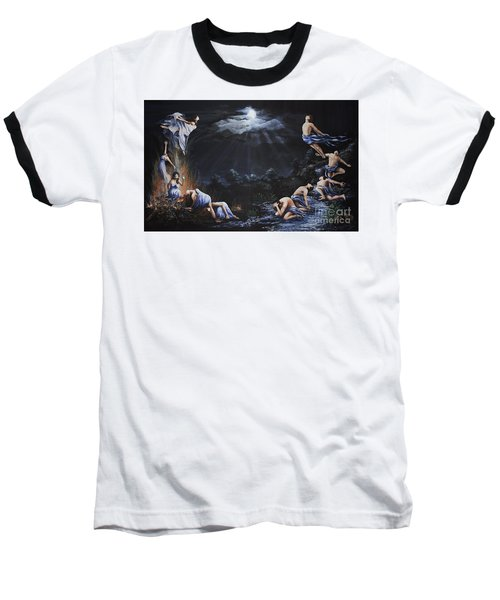 Journey Into Self Baseball T-Shirt