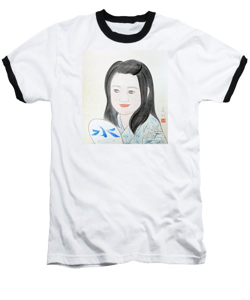 Jozen Mizu No Gotoshi Baseball T-Shirt