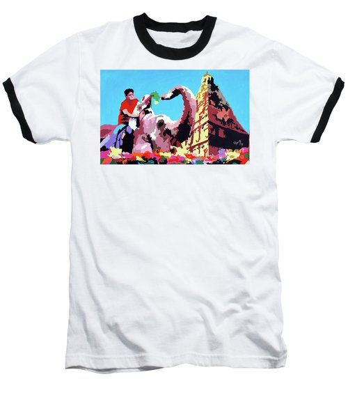 Jumbo Jurney Baseball T-Shirt