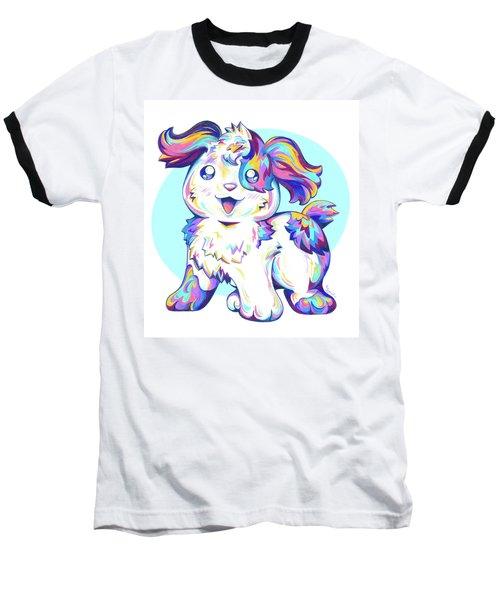 Jumped Through A Rainbow Baseball T-Shirt