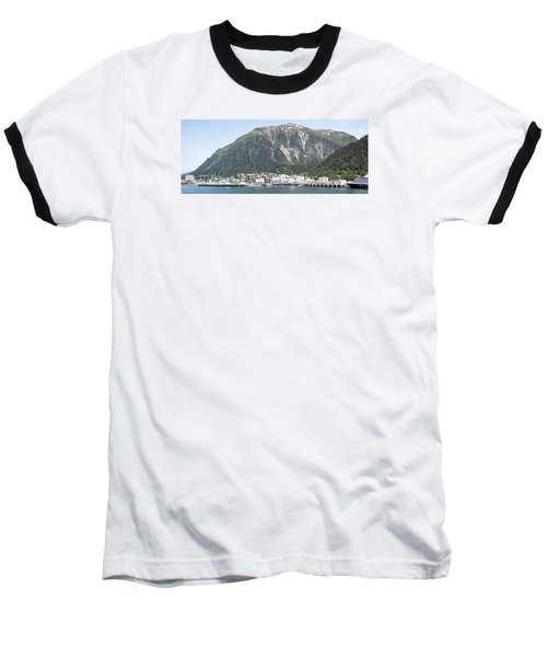 Juneau Panorama Baseball T-Shirt