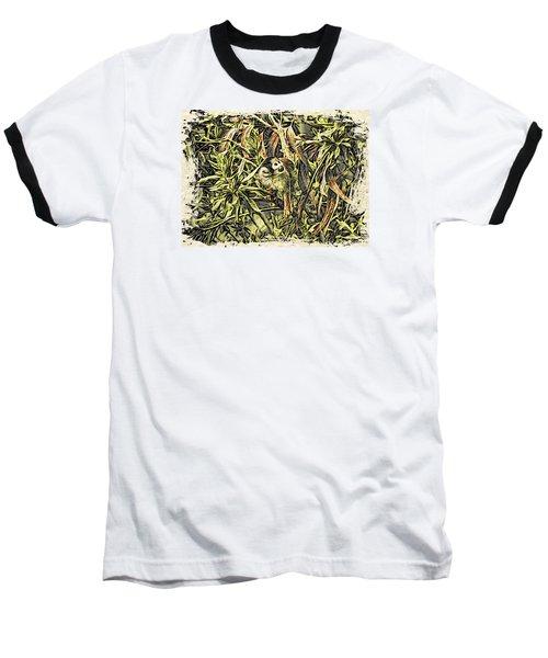 Jungle George Baseball T-Shirt