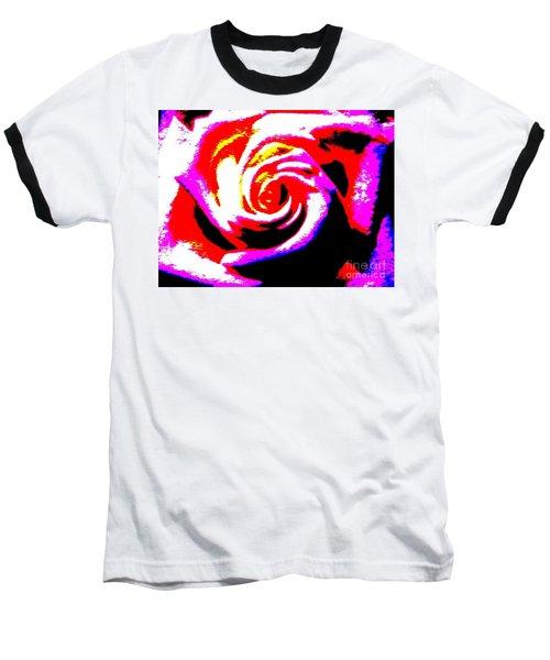 Just A Rose Baseball T-Shirt