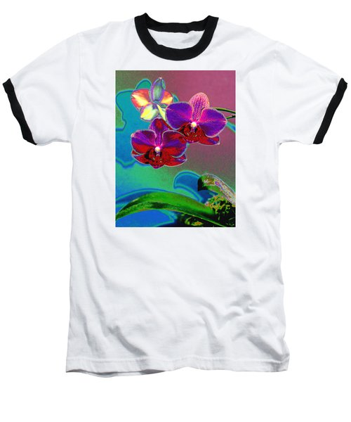 Baseball T-Shirt featuring the photograph Just Open 2 by M Diane Bonaparte