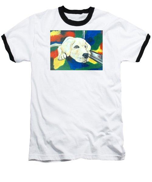 Just Waiting Baseball T-Shirt