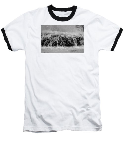 Just Water Baseball T-Shirt by Dorin Adrian Berbier