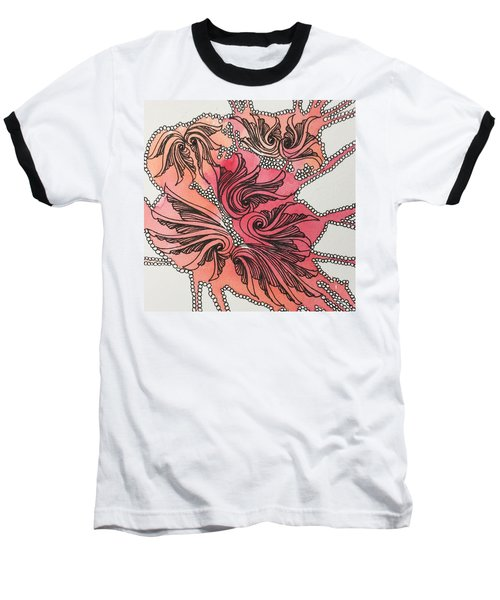 Just Wing It Baseball T-Shirt