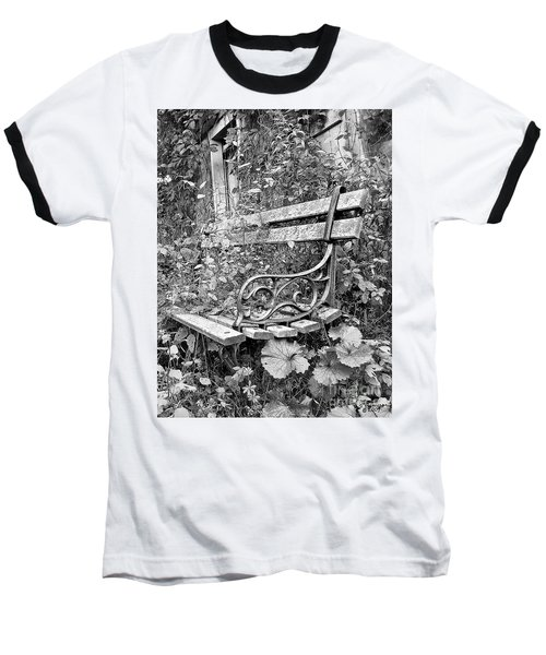 Baseball T-Shirt featuring the photograph Just Yesterday by Tom Cameron