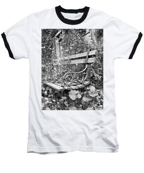 Just Yesterday Baseball T-Shirt