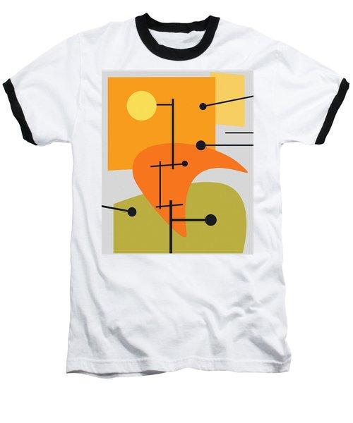 Juxtaposing Thoughts Baseball T-Shirt