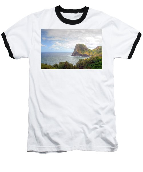 Kahakuloa Head Baseball T-Shirt