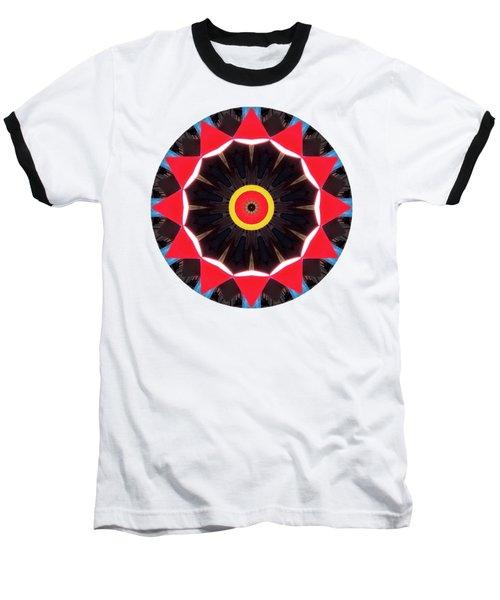 Kaleidos - Babalou02 Baseball T-Shirt