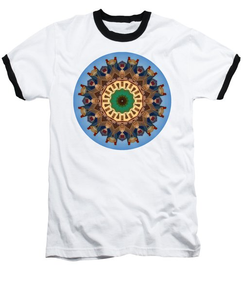 Kaleidos - Nantucket01 Baseball T-Shirt