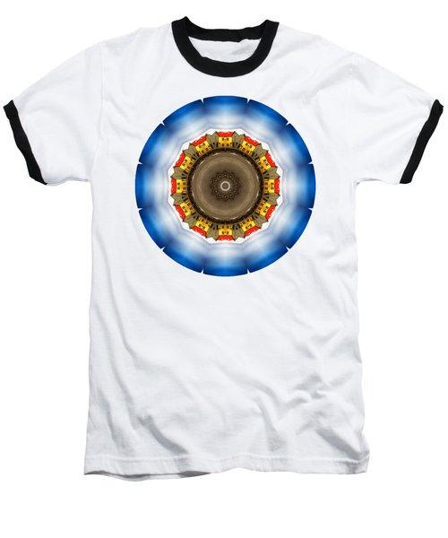 Kaleidos - Reykjavik01 Baseball T-Shirt