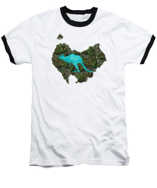 Kangaroo Island. Baseball T-Shirt