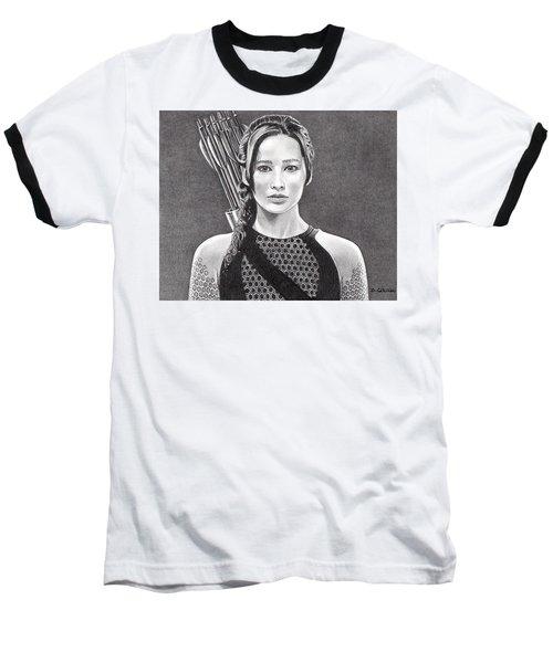 Katniss Baseball T-Shirt
