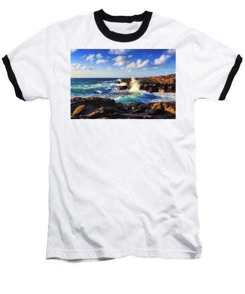 Kauai Surf Baseball T-Shirt