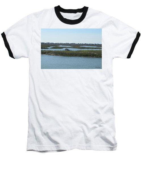 Kayakers Baseball T-Shirt