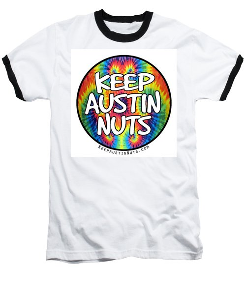 Keep Austin Nuts Baseball T-Shirt