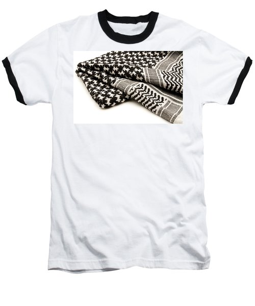 Keffiyeh Baseball T-Shirt
