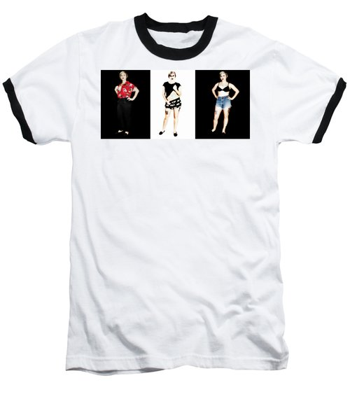 Kelsey 4 Baseball T-Shirt