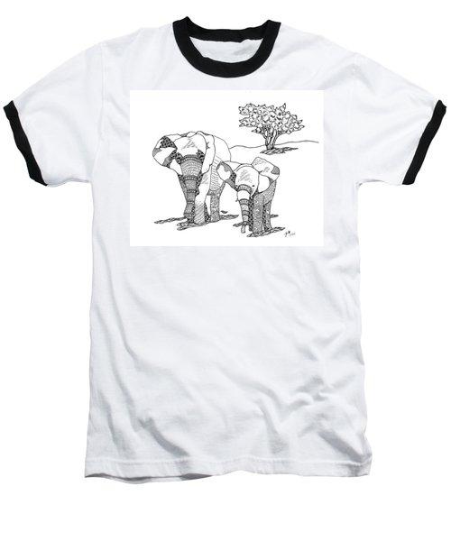 Kenyan Walk Baseball T-Shirt