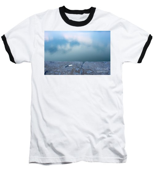 Key On The Lake Shore Baseball T-Shirt