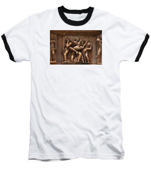 Khajuraho Temples 6 Baseball T-Shirt
