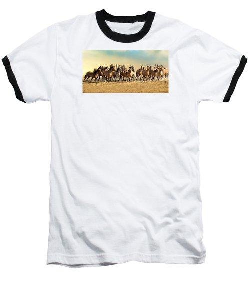 Kiger Mares Baseball T-Shirt