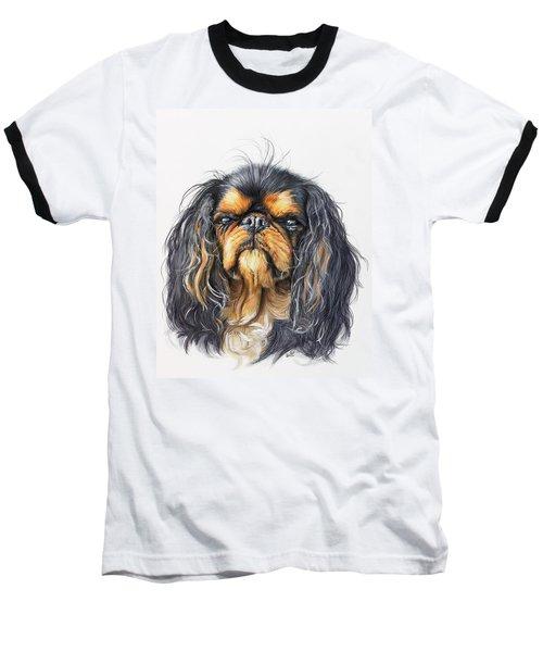 King Charles Spaniel Baseball T-Shirt